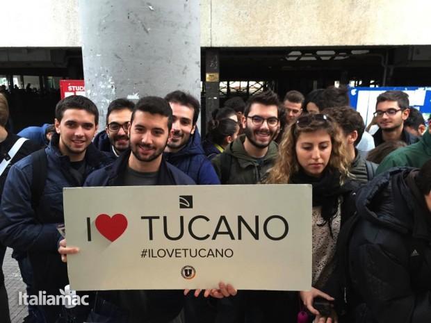 University Box Tucano politecnico bari 7 620x465 Foto: Italiamac partecipa al Tour University Box di Tucano