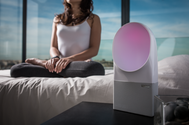 4.Withings Aura relax 620x413 Dolci sogni con Withings Aura
