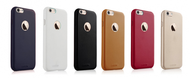 coloriclassiccover 620x256 Cable Technologies: Classic la nuova Cover per iPhone 6
