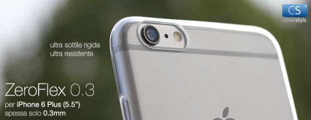 coverstyleiphone6plus 620x239 CoverStyle presenta la Custodia ZeroFlex 0.3 mm Ultra Sottile Flessibile per iPhone 6 Plus
