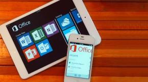 Più Office per tutti, soprattutto per iOS