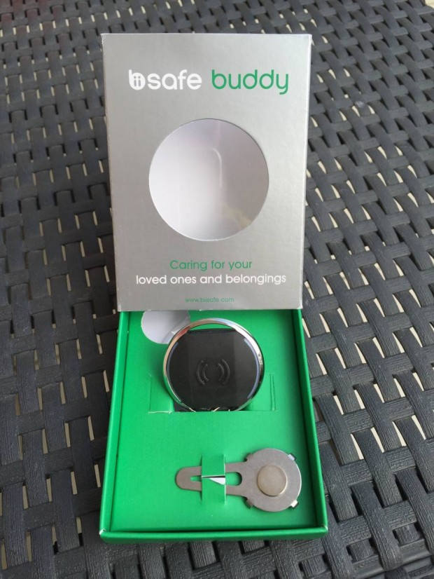 Foto 27 11 14 10 36 07 620x826 Recensione: Buddy BiiSafe, vincitore del Red Dot Product Award