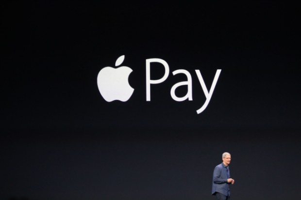 applePay1 620x413 Apple Pay recupera una piccola fetta di mercato per quanto concerne i pagamenti digitali tramite NFC con l1% dei pagamenti in dollari nel mese di Novembre