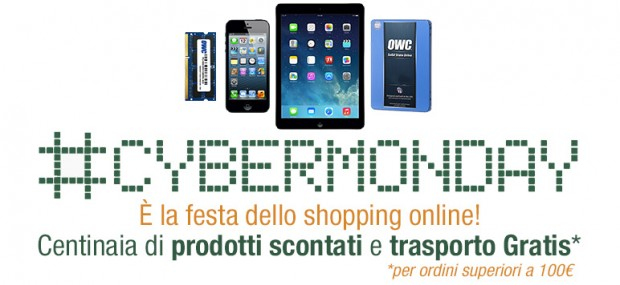 cyber monday1 NL 620x285 Avete fatto tardi al Black Friday? Ecco il Cyber Monday!