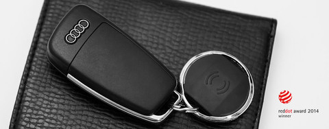 find car keys buddy1024px large Recensione: Buddy BiiSafe, vincitore del Red Dot Product Award