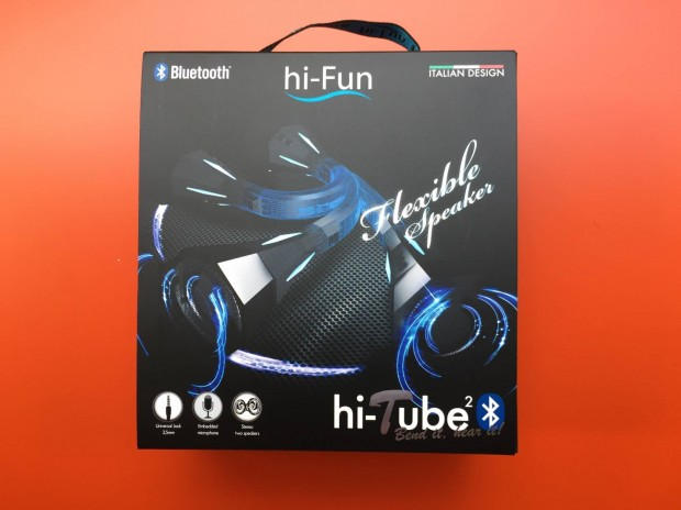 hi Tube3 620x464 hi Fun presenta hi Tube², uno speaker flessibile Bluetooth