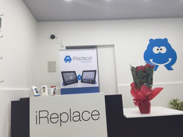 iReplace1 620x465 iReplace inaugura un nuovo store in franchising