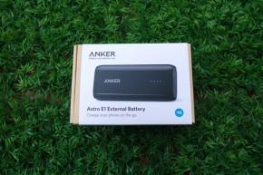 Anker Astro E1 Batteria Esterna Tascabile da 5200 mAh con Tecnologia PowerIQ per iDevice