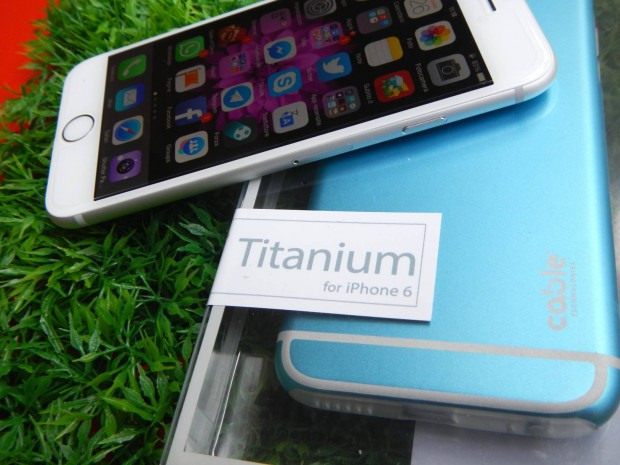 DSCN1531 620x465 Cable Technologies: Titanium, una Cover per iPhone 6 dal Design inalterato