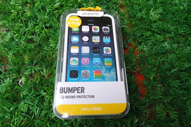 Proporta1 620x413 Bumper Proporta All Round Protection per iPhone 6 Plus