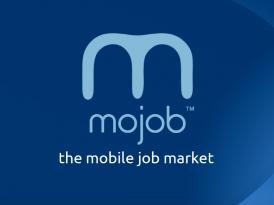 Mojob, un free mobile job market