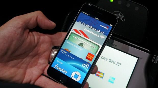 apple pay 620x348 I residenti di New York saranno in grado di pagare i biglietti del parcheggio e il carburante, utilizzando Apple Pay