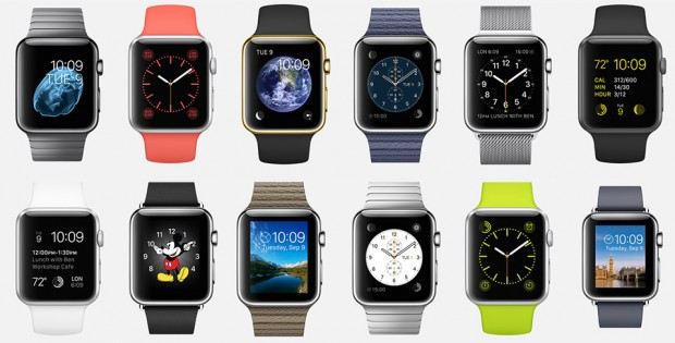 apple watch2 620x315 Il 18% dei possessori di iPhone 6 e iPhone 6 Plus acquisteranno lApple Watch