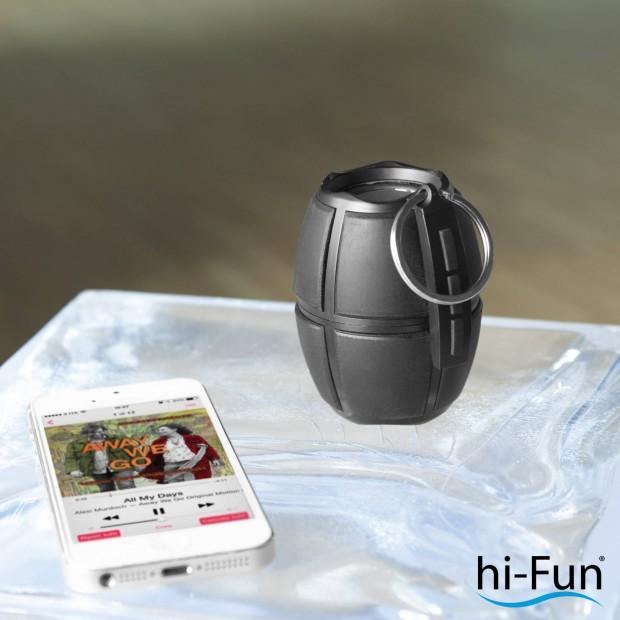 bomb cnt bk 620x620 hi Bomb² Bluetooth è una granata pronta a esplodere di musica!