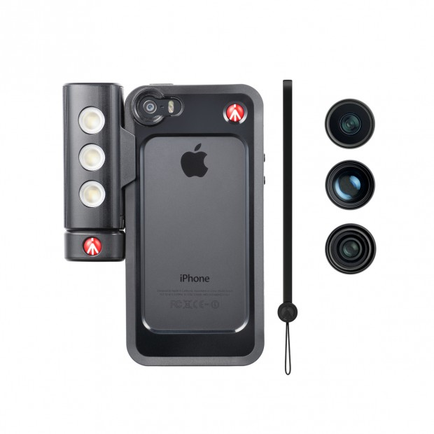 Manfrotto kit iPhone