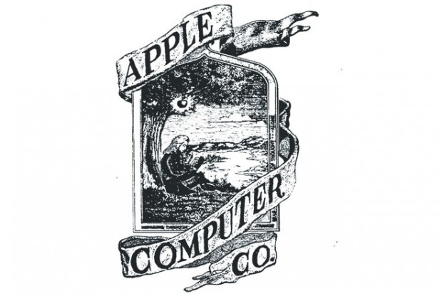 first logoApple 620x413 Apple: come è nato il logo con la mela morsicata?