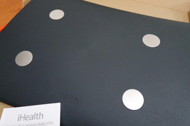 iHealth3 620x413 iHealth Wireless Body Analysis Scale, bilancia smart per tutti