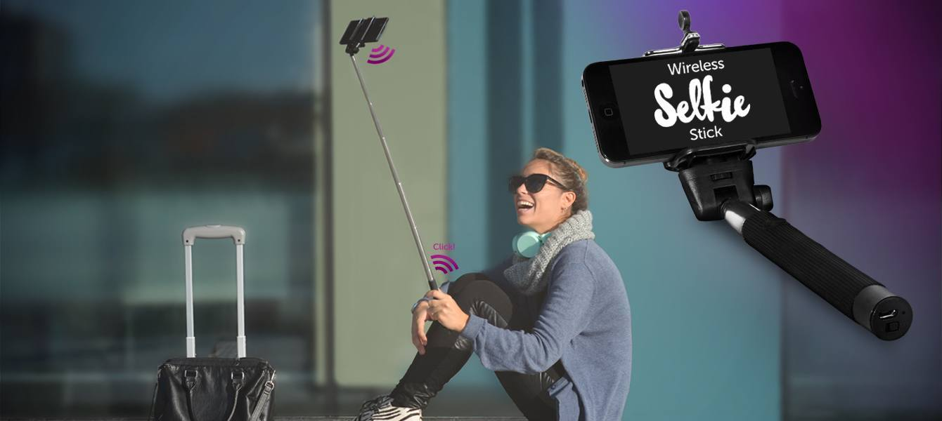 Recensione: Anche Fresh 'n Rebel ha il suo Selfie Stick
