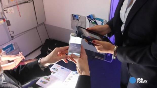 Apple PAy nfc 620x348 JetBlue diventa la prima compagnia aerea ad accettare i pagamenti mobile attraverso Apple Pay