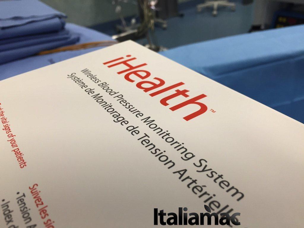 cardiolab ihealth10 DoctorShop, CardioLab iHealth un sistema di monitoraggio cardiovascolare wireless
