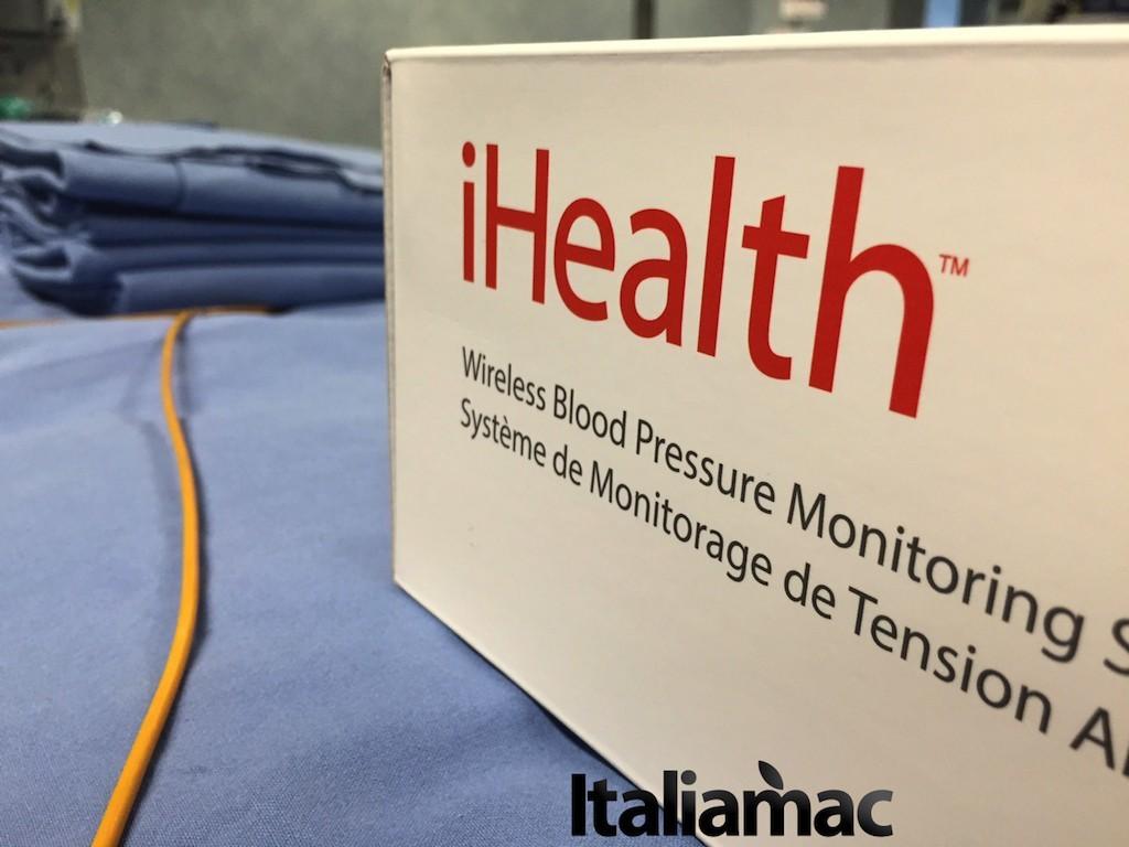 cardiolab ihealth11 DoctorShop, CardioLab iHealth un sistema di monitoraggio cardiovascolare wireless