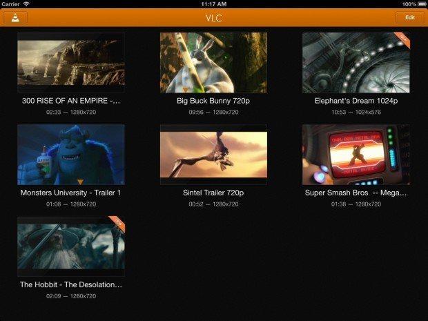 vlc ios 620x465 Il player video VLC per iOS è di nuovo disponibile nellApp Store