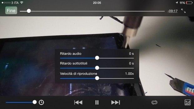 vlc iphone 6 plus6 620x349 Il player video VLC per iOS è di nuovo disponibile nellApp Store