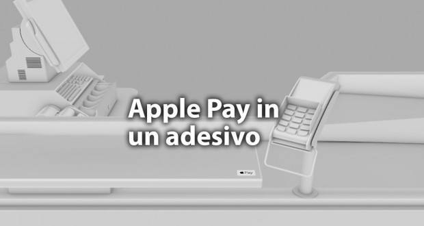 adesivo apple pay