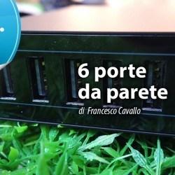 anker alimentatore usb 250x250 Anker, alimentatore a 6 porte USB da parete con Tecnologia PowerIQ