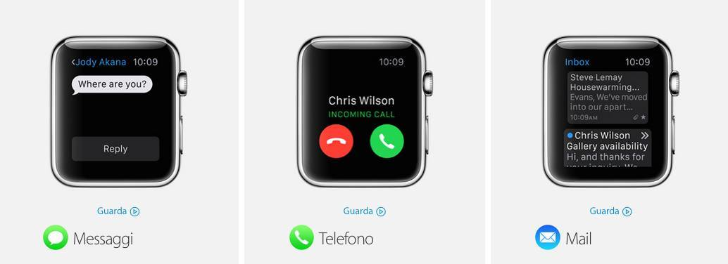 app apple watch Tutte le App native dellApple Watch