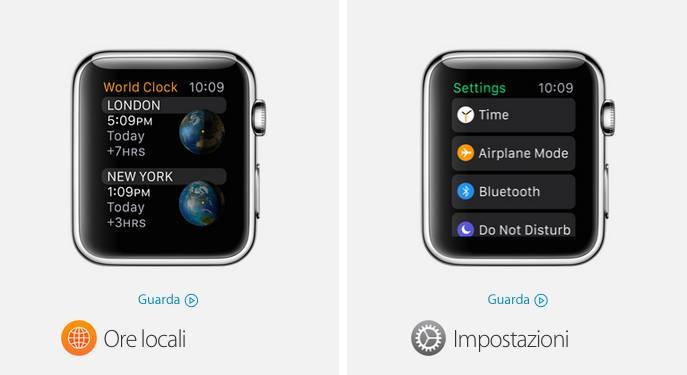 app apple watch6 Tutte le App native dellApple Watch