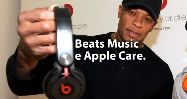 apple care beats music