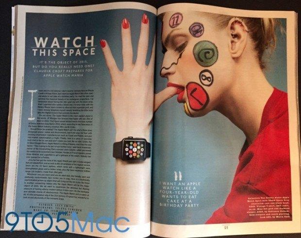apple watch 620x489 Apple Watch debutterà prima in Inghilterra, Germania e Francia?