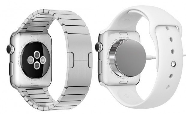 apple watch 620x383 Quanto durerà la batteria di Apple Watch?
