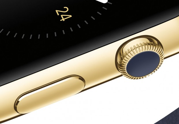 Particolare Apple Watch