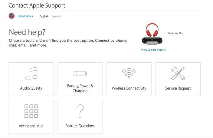 beats apple care Apple Care fornirà supporto ai clienti Beats Music