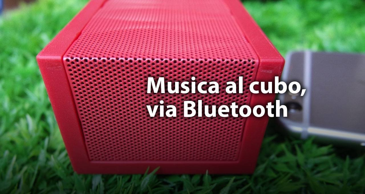 Bluediamond, provato lo speaker bluetooth
