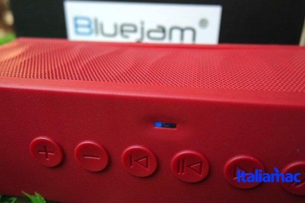 bluejam16 620x414 Bluejam Bluewave, provato lo speaker bluetooth che supporta Siri