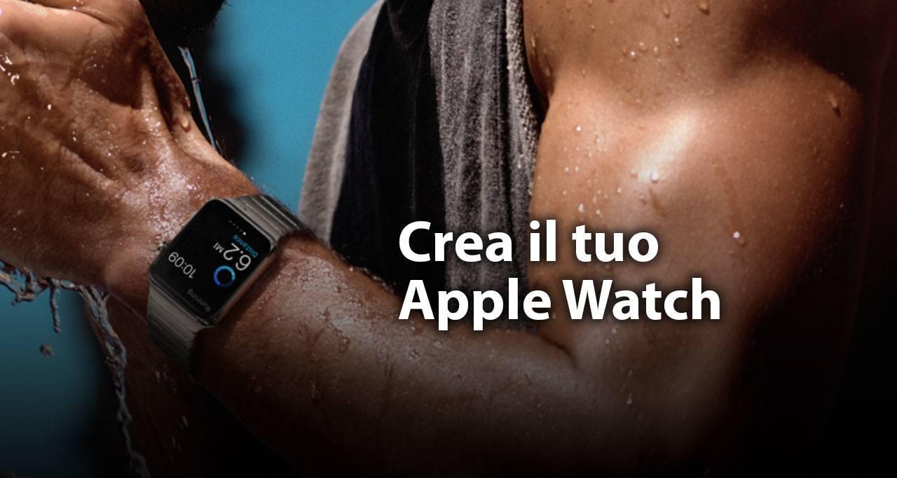 Creare Apple Watch