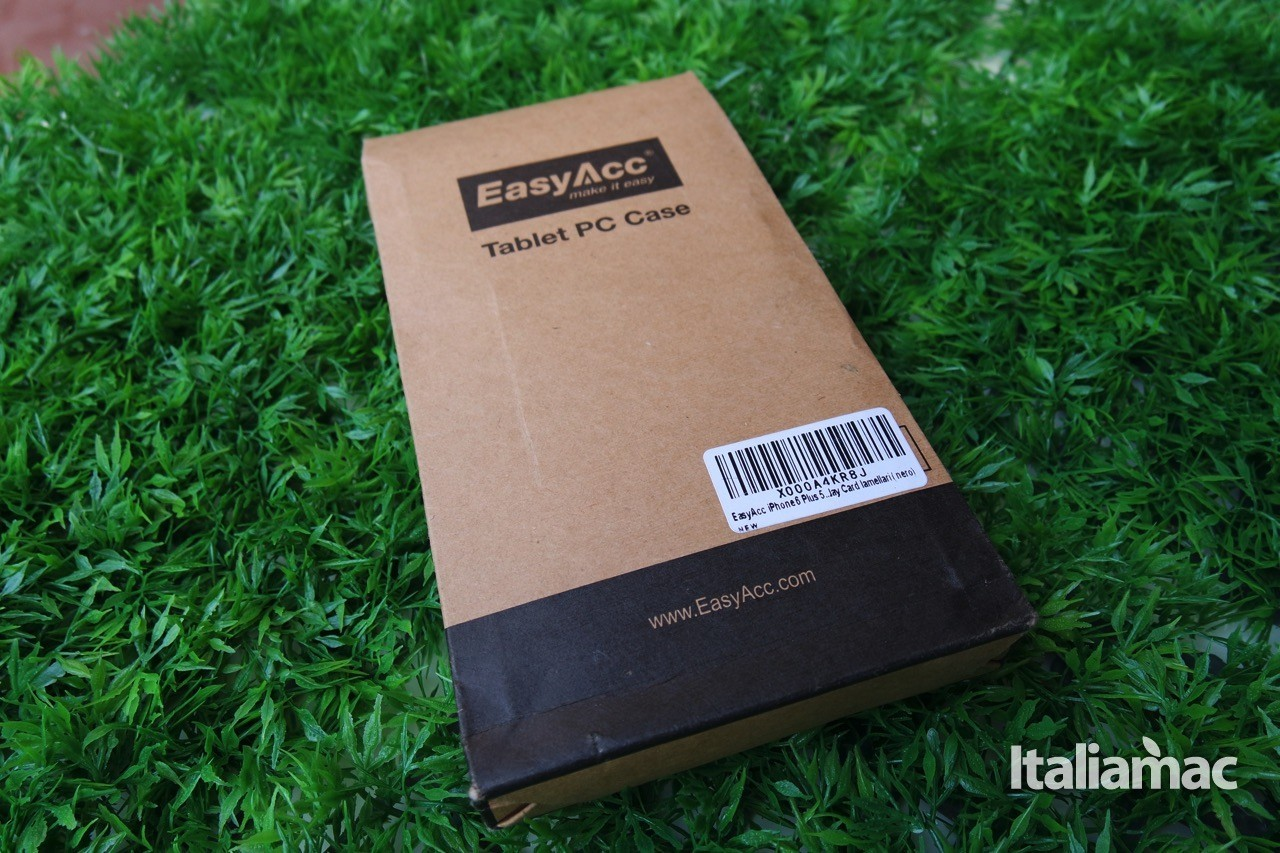 easy acc18 Easy Acc, provata per voi la custodia per iPhone 6 Plus a libro