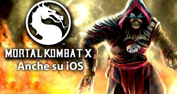 Mortal Kombat X mobile iPhone