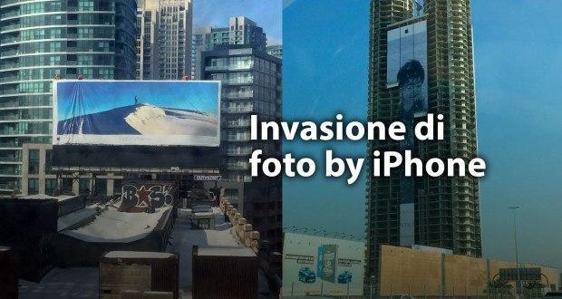 Pubblicità Scattata con iPhone 6
