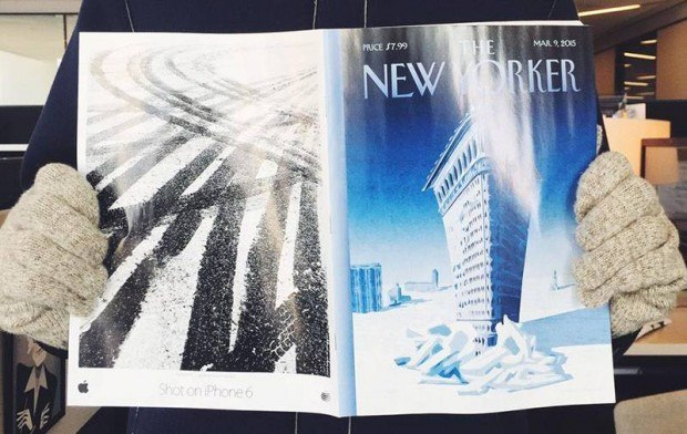 The-New-Yorker iphone 6