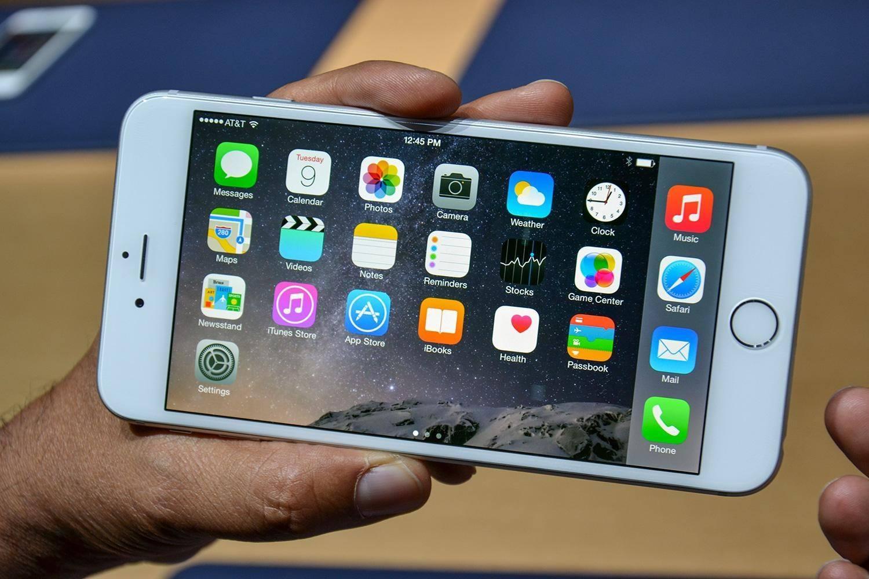 apple iphone 6 ios1 Disponibile il nuovo aggiornamento iOS 8.3