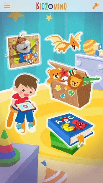 """img 5830 Topo Tip """"figurine"""" in esclusiva per Kidzinmind su App Store"""