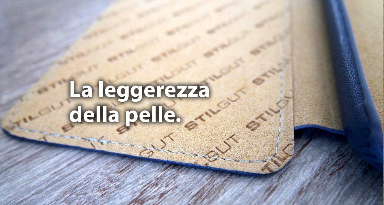 Recensione Cover a libro StilGut vera pelle Apple iPhone 6 Plus