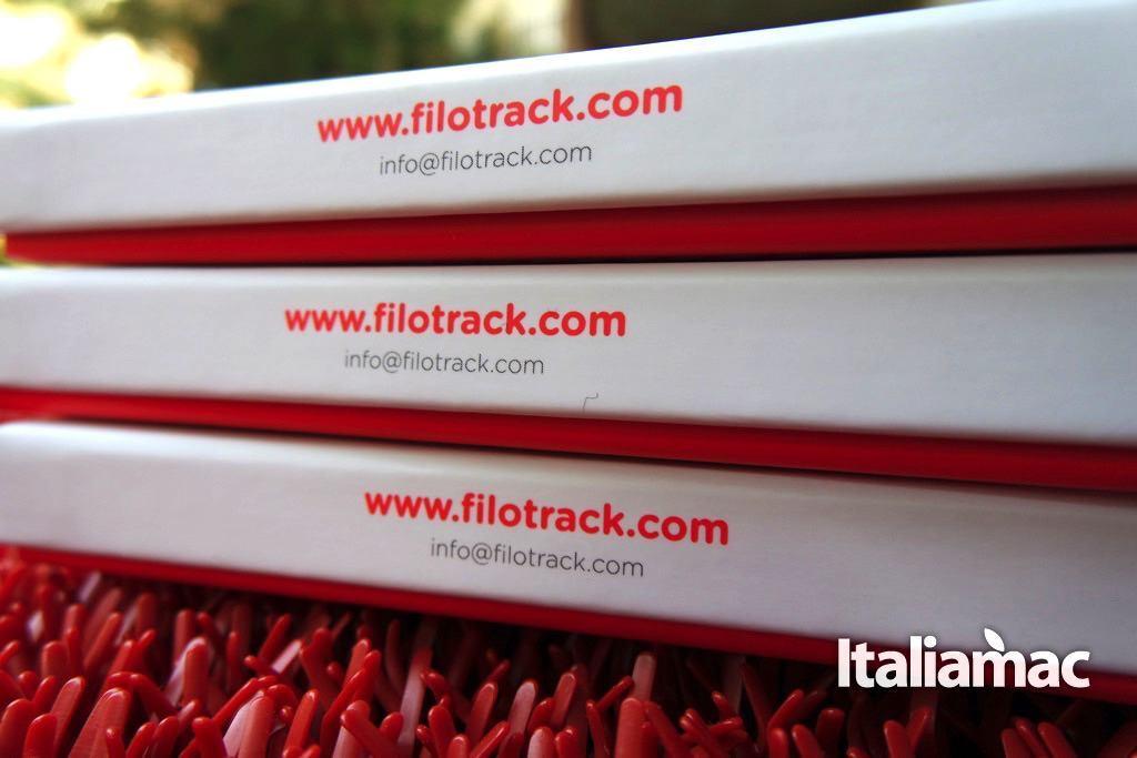 filo tracker25 Attacca Filo alle cose per te importanti e tramite l'app saprai sempre dove sono