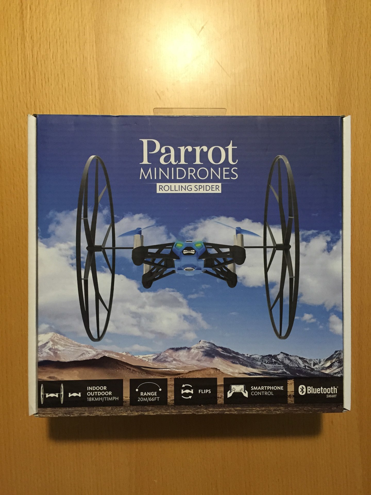 Parrot Rolling Spider