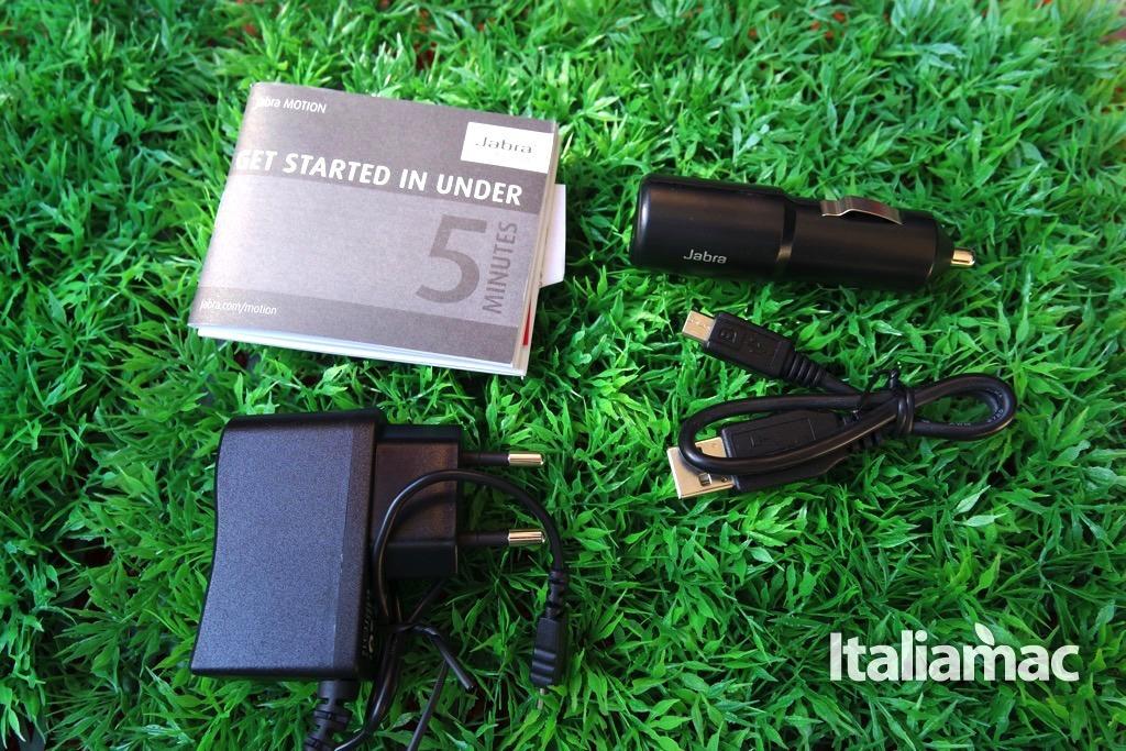 jabra4 Jabra Motion, auricolare bluetooth con tecnologia NFC e comandi vocali