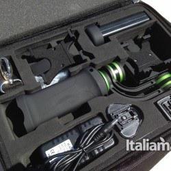 lanparte contenuto valigetta 2 250x250 Handheld Gimbal, lo stabilizzatore di Lanparte dedicato a iPhone e GoPro